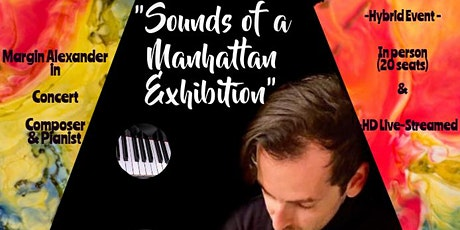 """Sounds of a Manhattan Exhibition"" tickets"