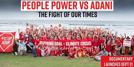 Coffs Screening: People power vs Adani - the fight of our times tickets