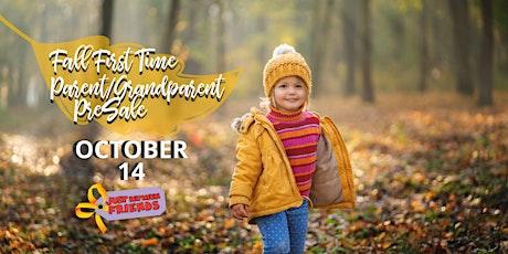 1st Time Parent/Grandparent Presale Pass - Katy JBF Fall Sale tickets
