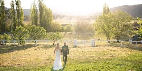 Wedding Open Days, Lanyon Homestead