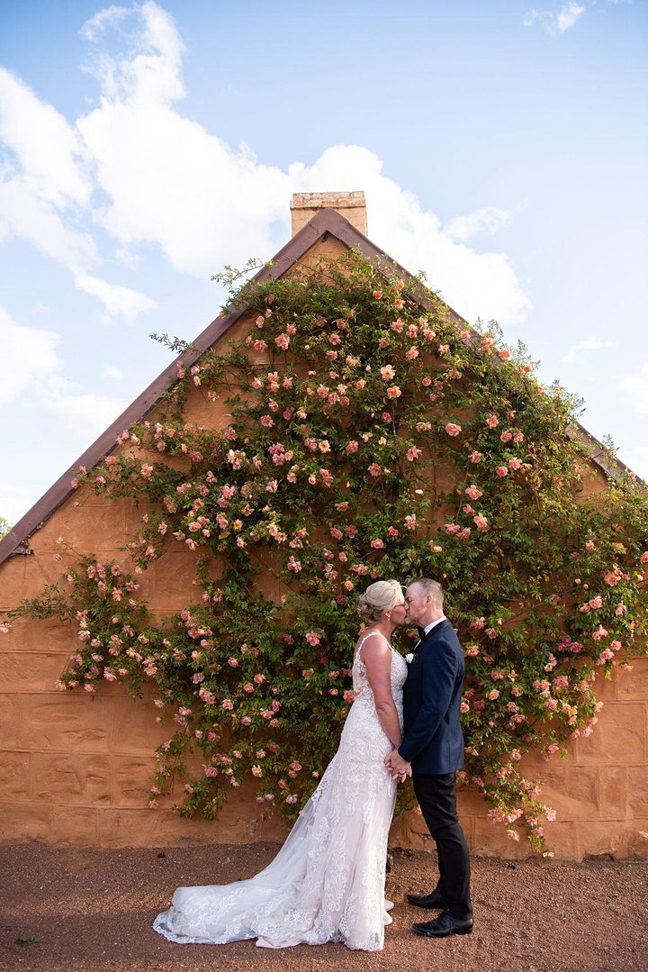 Wedding Open Days, Lanyon Homestead image