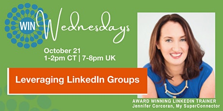 Leveraging LinkedIn  Groups tickets
