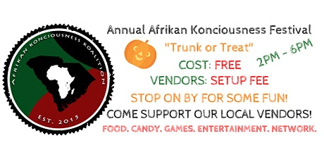 6th Annual Afrikan Koncious Koalition Fall Festival tickets