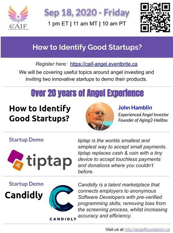 Introduction to Angel Investing image