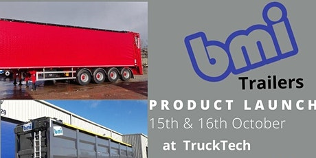 BMI Waste Handling Trailers Product Launch & Showcase (Chipping Norton) tickets