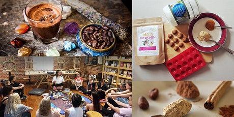 Creating delicious superfood treats with maca, cacao, hemp and more tickets