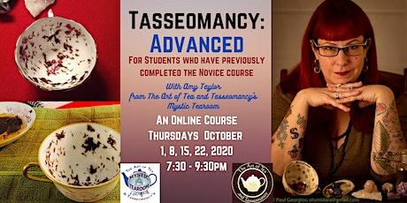 Tasseomancy Advanced tickets