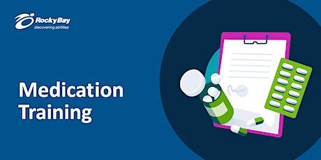 Medication Training - 19 November 2020 tickets