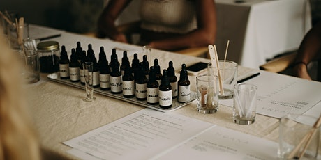 Crystal Candle Workshop - (Introduction to Essential Oils & Candle Making) tickets