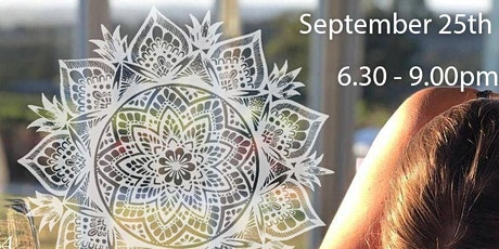 Mandala Workshop with Cathy Gray tickets