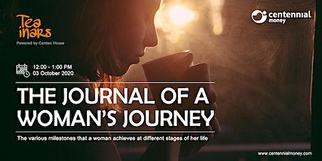 Women Teainar Series- The Journal of a Woman's Journey tickets