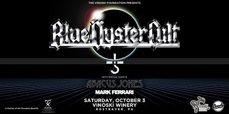 Blue Oyster Cult tickets