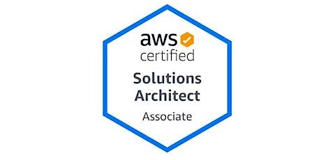 8 Wks AWS Solutions Architect Associate Training Course Santa Clara tickets