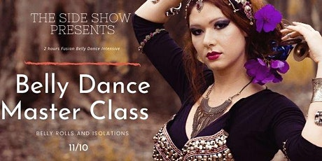 BELLY DANCE MASTER CLASS tickets