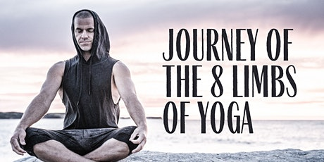 Journey of the 8 limbs of Yoga with Chris Alleaume tickets