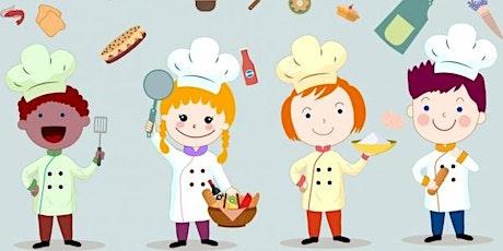 School Holidays - Kids Gardening & Cooking tickets