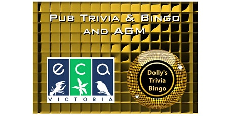 Pub Trivia & Bingo and AGM tickets