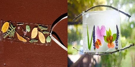 Nature bookmarks and sun catchers (Mudgee Library, ages 6-8) tickets