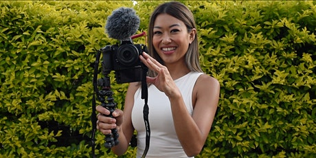 Turning Vlogging into a Career with Nikon Z Creator, Kristine Fernandez tickets