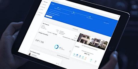 EPOTEK - Révolution du financement immobilier en Suisse tickets