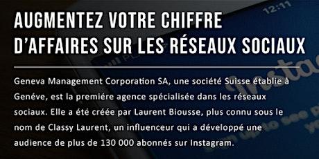 Comment augmenter votre visibilité sur les réseaux sociaux, Laurent Biousse billets