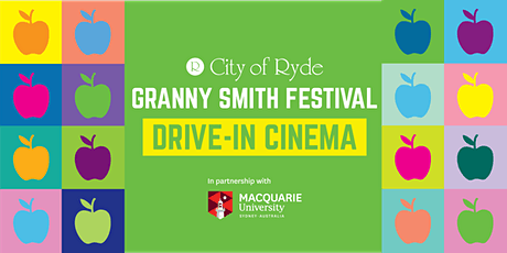 Granny Smith Festival: Drive-In Cinema tickets