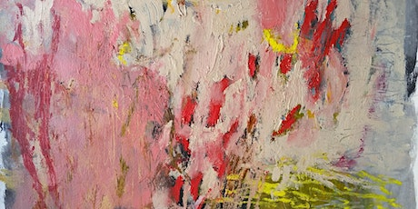 Spring School Holidays: Abstract painting for kids tickets