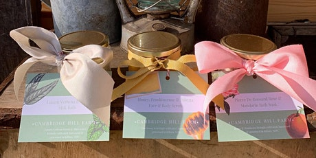 DIY Xmas Gifts: Luxurious Bath & Body Products tickets