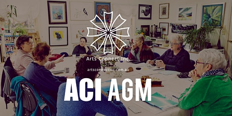 Arts Connect Inc Annual General Meeting 2020 tickets