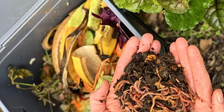 Worm farming made easy with Toni Salter, The Veggie Lady tickets