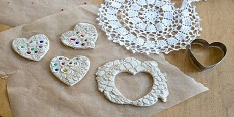 Air dry clay creations (Mudgee Library, ages 9-12) tickets
