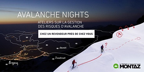 ORTOVOX AVALANCHE NIGHTS | Montaz billets