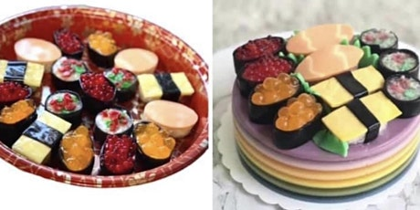 Sushi Agar Agar Making Workshop - Natural Food Colourings tickets