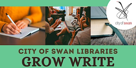 Grow Write (Midland) tickets