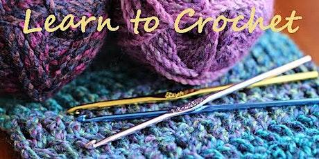 Beginner's Crochet - Learn the essentials! tickets