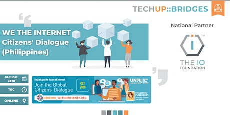 Global Citizens' Dialogue on Internet Governance [Philippines] tickets