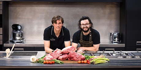 Georgi Partenov (Samson's Paddock) and Futari Wagyu Cooking Class tickets