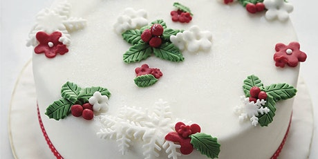 Decorate a Christmas Cake with Megan Cornelius tickets
