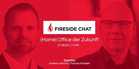 Ministry Fireside Chat: (Home) Office der Zukunft Tickets