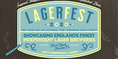 Lager Fest 2020 tickets