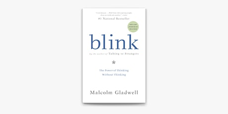 Blink: The Power of Thinking Without Thinking tickets