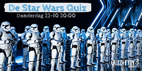 De Star Wars Quiz vol.1 | Breda tickets