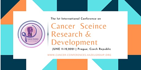 International Conference on Cancer Science: Research & Development (ICSR 20 tickets
