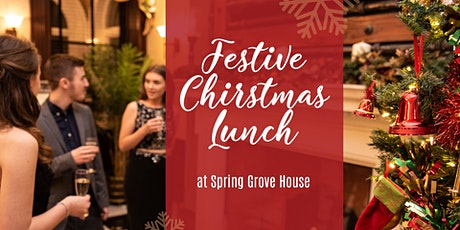 Festive Christmas Lunch tickets