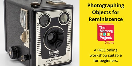 Photographing Objects for Reminiscence with Memory Box Project Online tickets