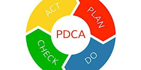 PDCA-cirkel tickets