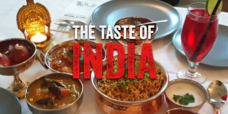 New to Oslo - Foodie Time - The Taste of South India tickets