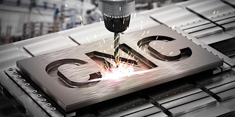 Introduction course to CNC machining [1month membership included*] tickets