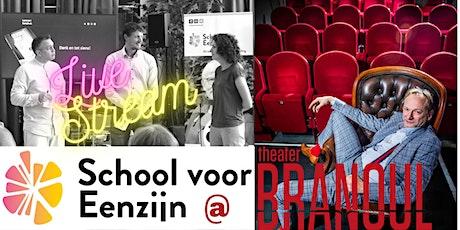 Eenzijn @ Branoul - De Livestream tickets