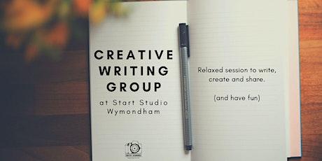 Creative Writing Group at StArt Studio tickets